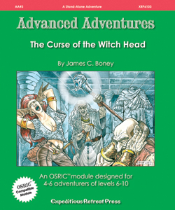 http://www.drivethrurpg.com/product/55328/Advanced-Adventures-3-The-Curse-of-the-Witch-Head?site=&manufacturers_id=69?affiliate_id=673978